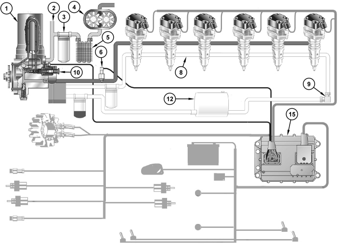 Bmw Fuel Pressure Diagram - Wiring Diagrams