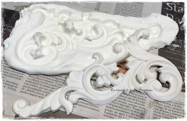 Un rincón de mi: Paso a paso como hacer moldes caseros con silicona ...