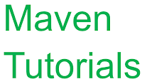 Maven_Tutorials