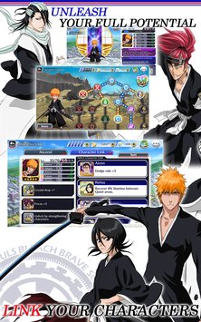 Bleach Brave Souls Mod Apk v4.3.0 No Skill Couldown/1 Hit Kill & More Terbaru