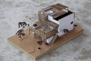Beautiful Architect Model