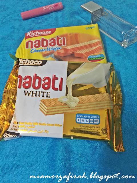 nabati vanilla, cheese, chocolate, halal foods, indonesia snack, caltex, perai, harga minyak semasa, turun naik harga minyak, caltex mart, viral, isu semasa