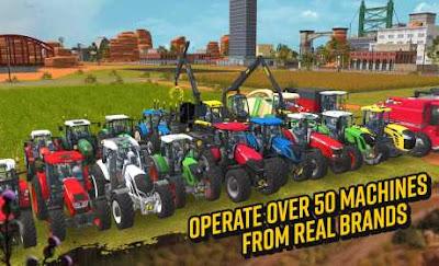 Farming Simulator 18 Cracked apk