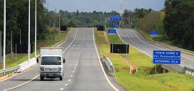 Tarifas em pedágios de rodovias estaduais serão reajustadas a partir desta segunda (12)