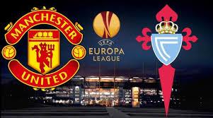 newgersy/Manchester United line up vs Celta Vigo