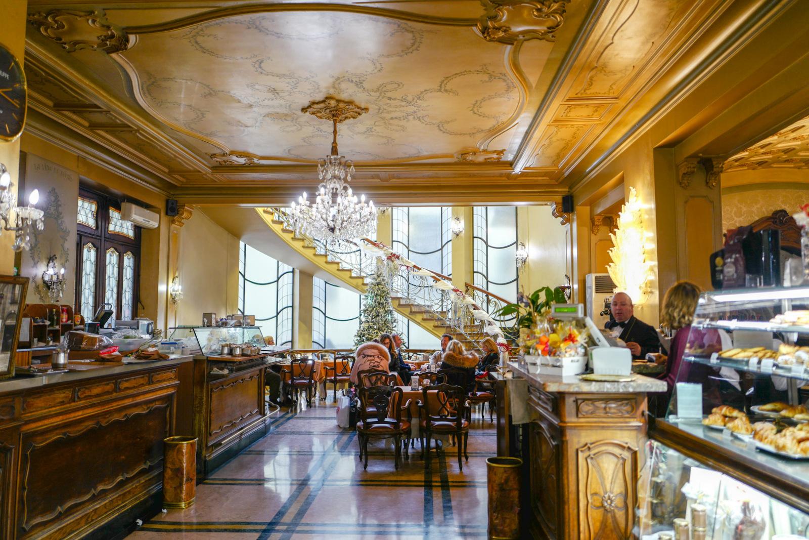 Caffe Torino @ Turin, Italy