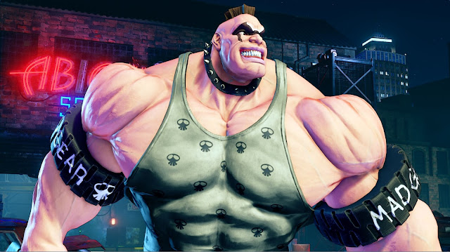 8ENWa6WvTEDt6qGx2nzjv4 Watch the Final Fight giant Abigail get warmed up for his Street Fighter 5 debut Root