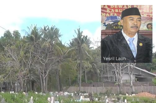 Pappi Suarakan Relokasi TPU Bonehalang, Dan Dukung Pembukaan KTH