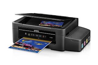 Epson Expression ET-2500 Printer Driver Download