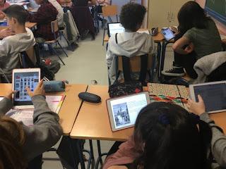 Las TIC aplicadas a un proyecto educativo