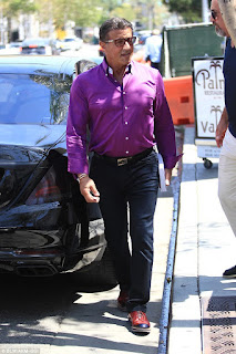 Creed actor Sylvester Stallone looks good at 70