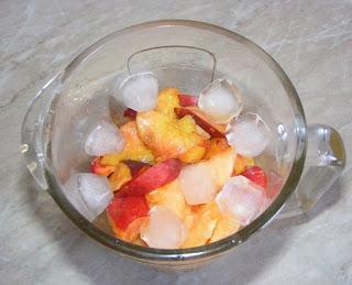 Preparare fresh de pepene galben retete culinare,