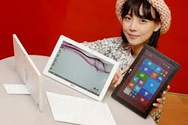 LG Launches Tab Book Duo