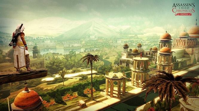 Assassin's Creed Chronicles India PC Game screenshot