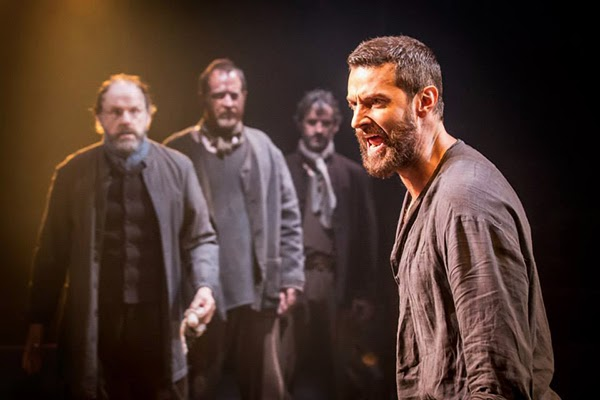 "Richard Armitage en ""The Crucible"""