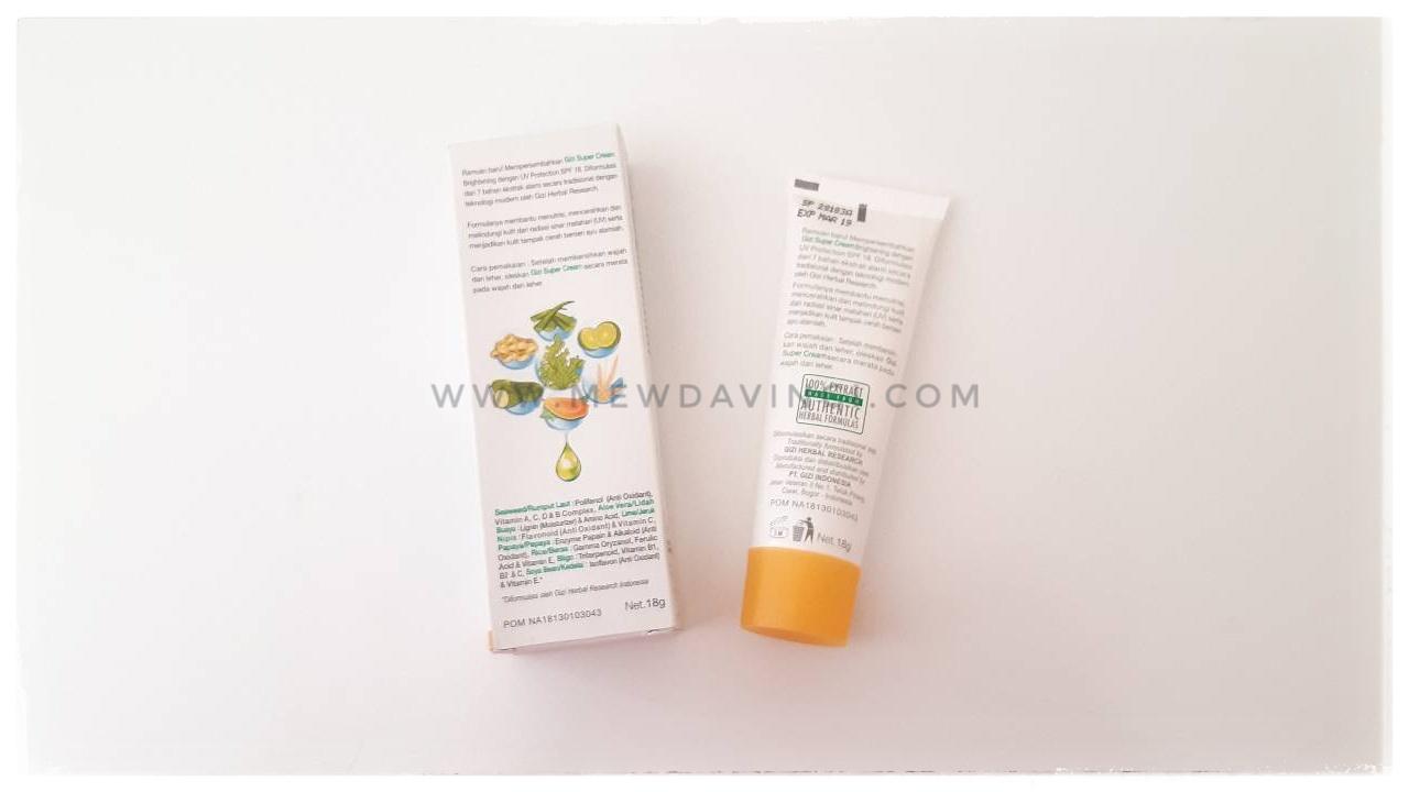 kosmetik herbal produk lokal