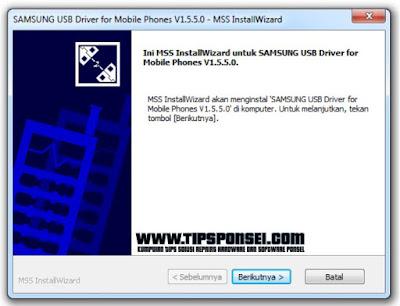 Download Samsung USB Driver v1.5.5.0