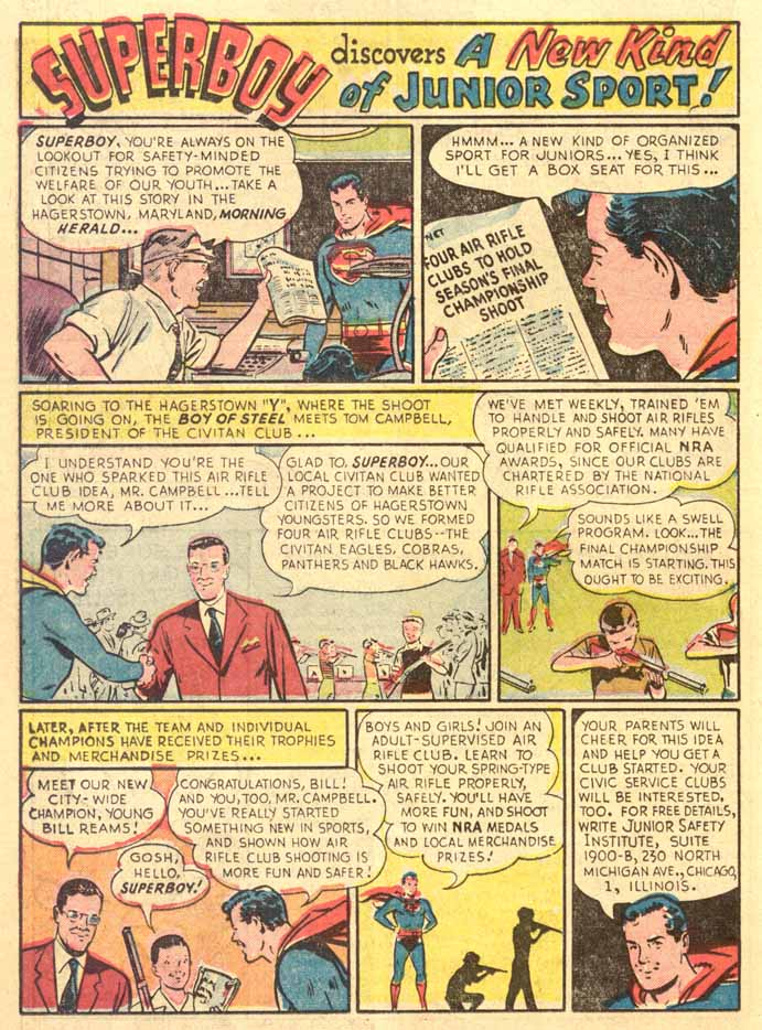 Read online Detective Comics (1937) comic -  Issue #191 - 16