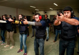 Guarda Municipal de Canoas (RS) estará armada nos próximos dias