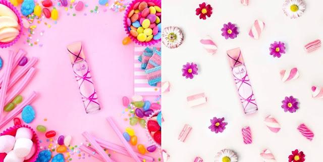 Oficjalne grafiki perfum Aqualina Pink Sugar