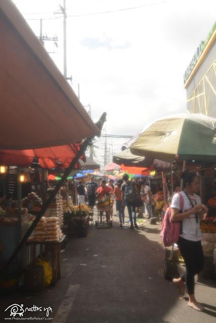 Blumentritt street market