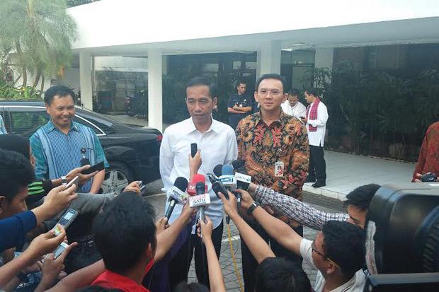 Aksi Demo 4 November, Jokowi Menanggapi: Demonstrasi adalah Hak Demokratis Warga