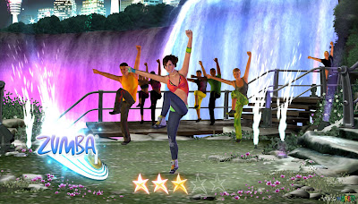 Wii - Zumba Fitness: Core Review