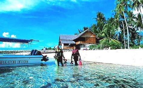 destinasi wisata Pulau tidung