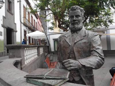 Statua ad Arucas