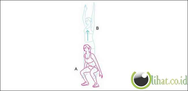 Two-Thirds Jump Squat