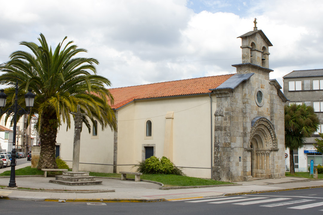 San Roque Church. Photo: © Turismomelide.com.