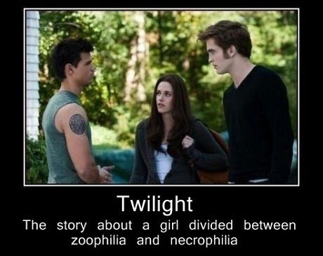what twilight is really about