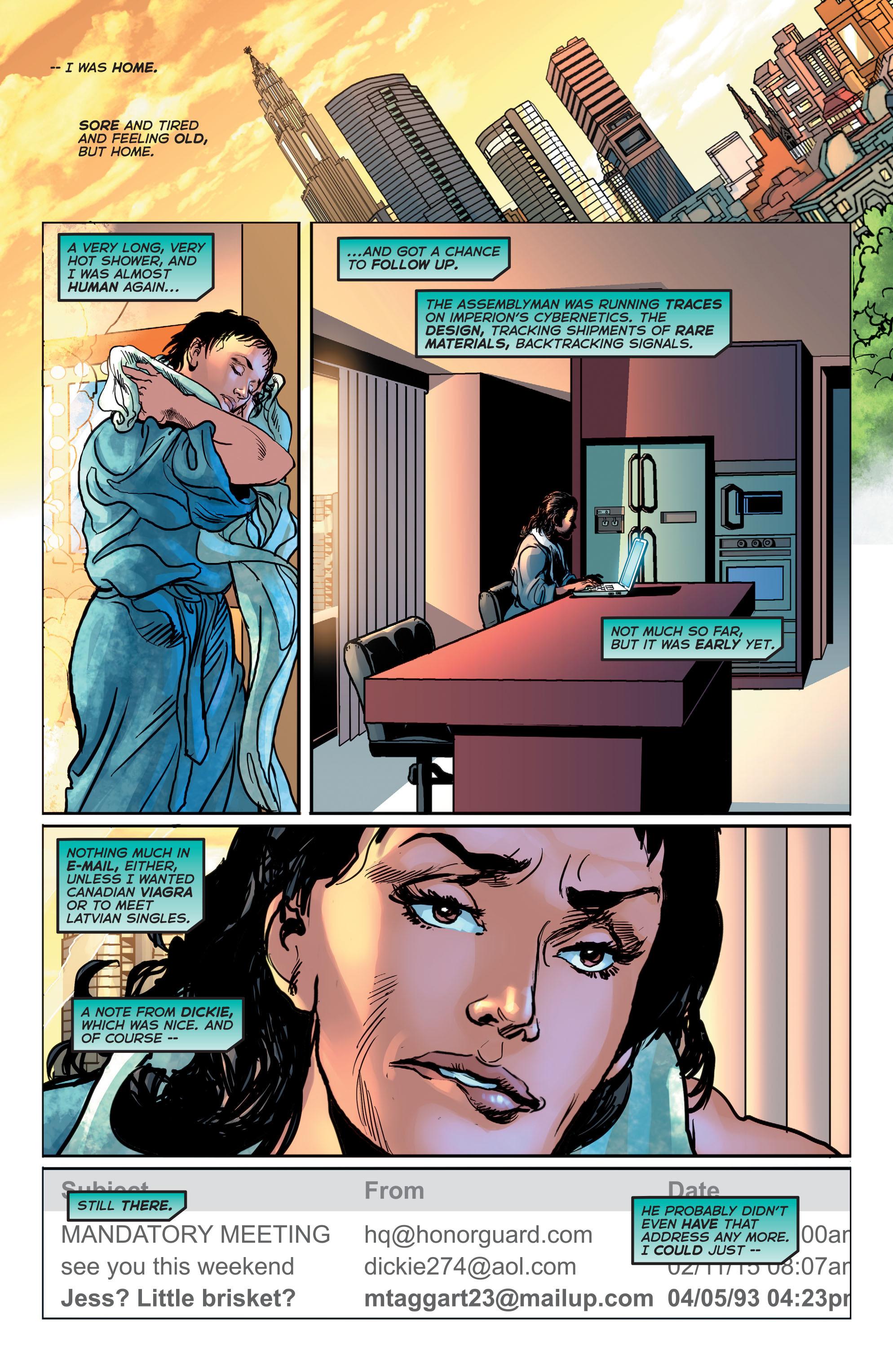 Read online Astro City comic -  Issue #20 - 10