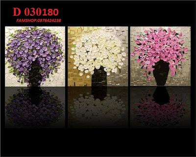 Tranh son dau so hoa D030180