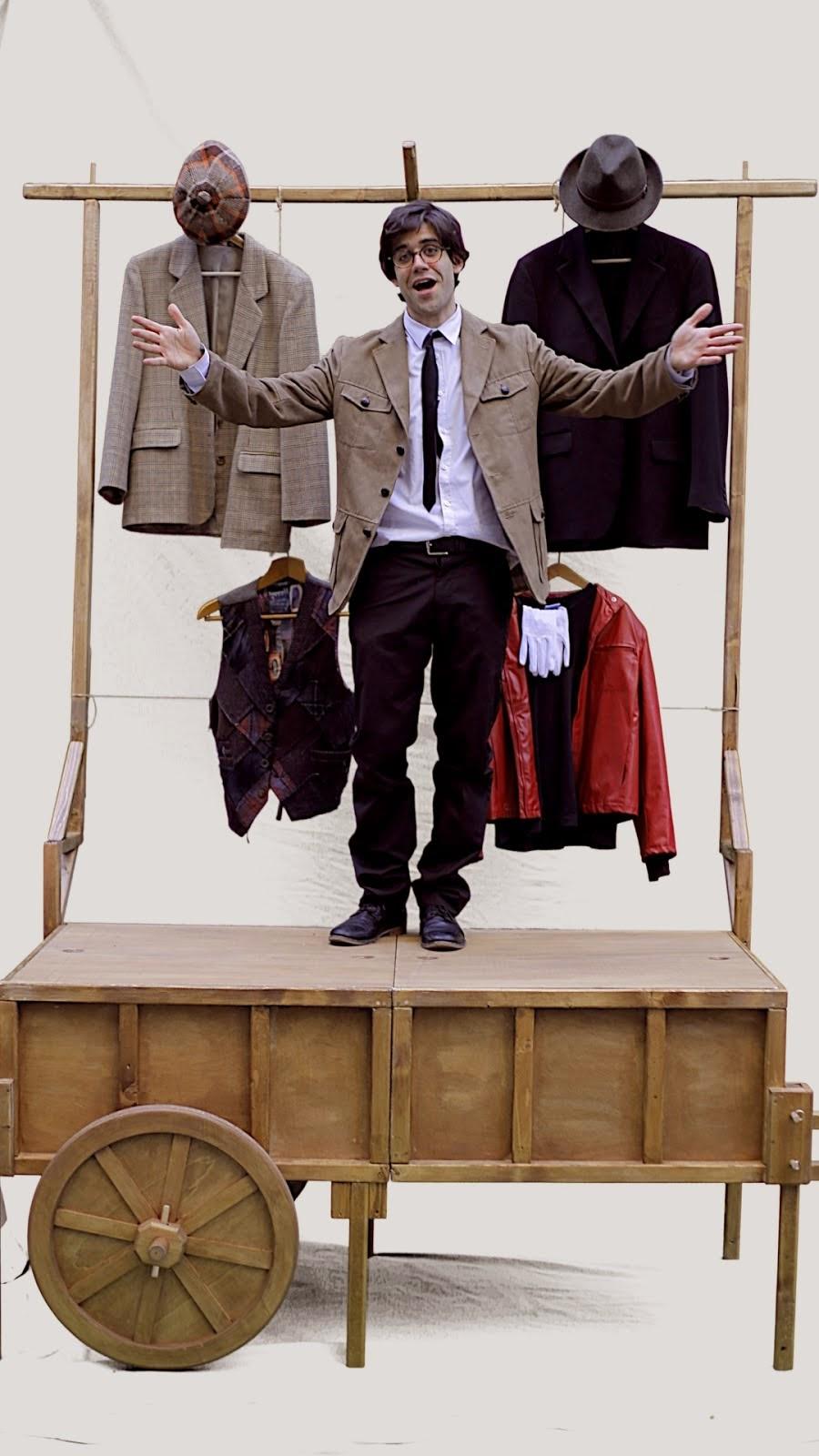 Matthias Martelli - Italia - Il mercante di monologhi