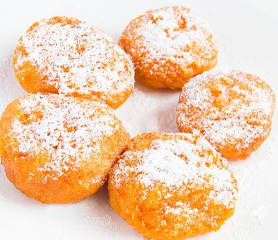 Chinese food - Sweet potato balls
