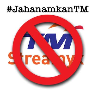 NETIZEN LANCAR KEMPEN #JAHANAMKANTM TANDA PROTES ATAS PERKHIDMATAN YANG MENGECEWAKAN