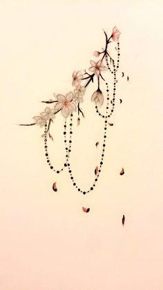 Best Cherry Blossom Tattoo Designs