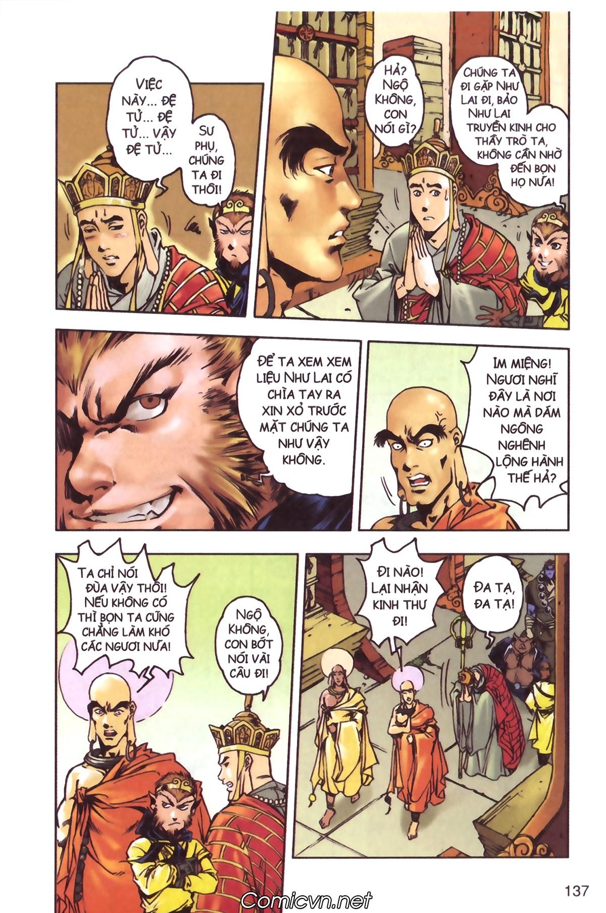 Tây Du Ký màu - Chapter 134 - Pic 13