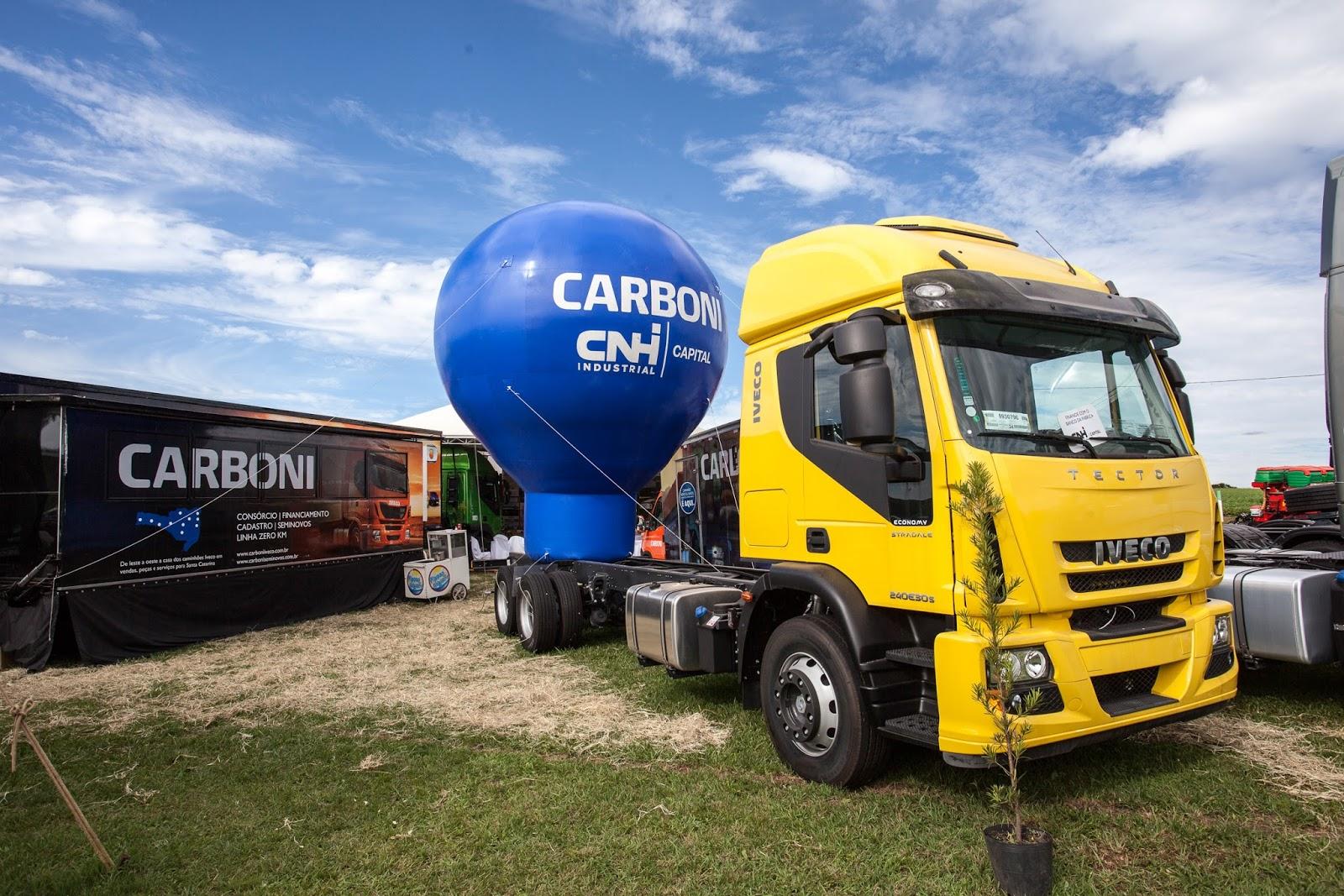 Receita de Sucesso: Carboni apresenta ofertas e novidades na ExpoVideira 2018 IMG 7760