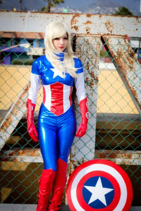 Cool Girls Overwatch Wallpapers The Most Beautiful Cosplay Girls Ever Damn Cool Pictures