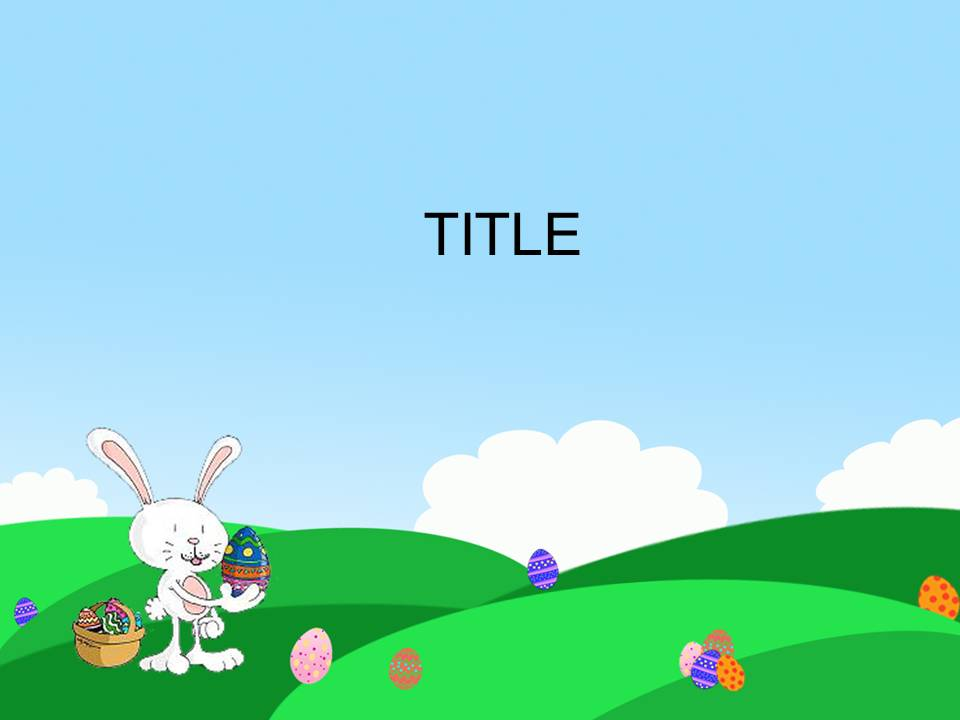 easter powerpoint templatesFree Business Template Free Business