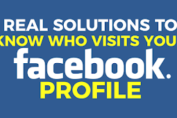 How Can I Know who Visits My Facebook Profile