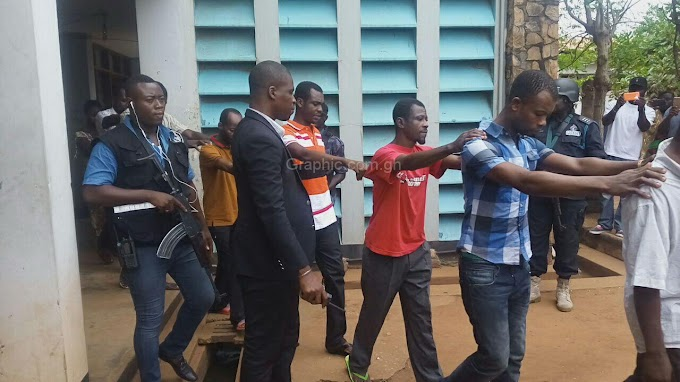 19 to now face trial for murder of Major Mahama