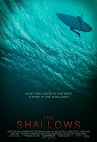 The Shallows (2016) - Poster