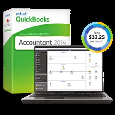 Intuit QuickBooks Premier Accountant Edition 2014 Download