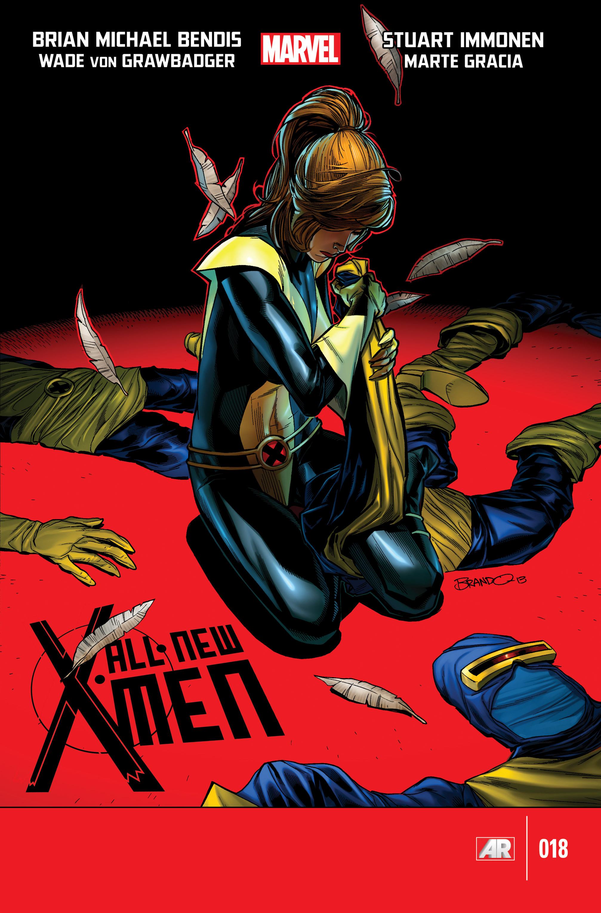 Read online All-New X-Men (2013) comic -  Issue # _Special - All-Different - 3
