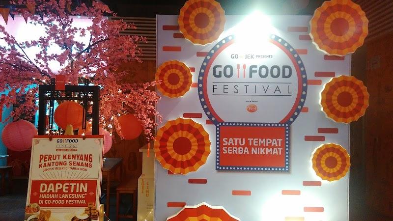 Menengok Apa Itu Go Food Festival di Kampung Tugu, Yogyakarta.