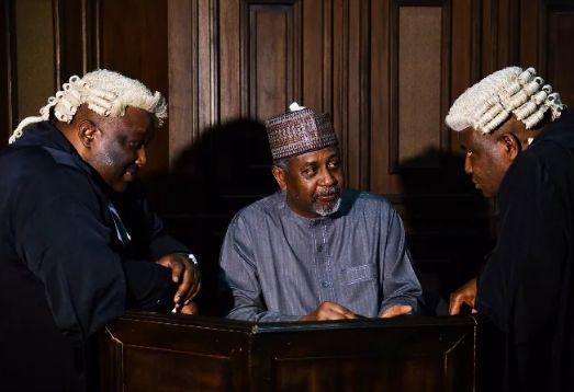 Sambo Dasuki to call Jonathan as witness... after GEJ said he didn't steal $2.1b arms money