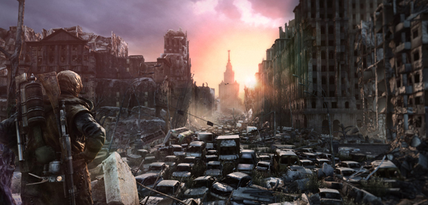 Metro Last Light & Metro 2033 Headed to PS4